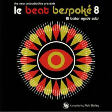 BAILEY, Rob/VARIOUS - Le Beat Bespoke 8 - Vinyl (heavyweight vinyl LP)