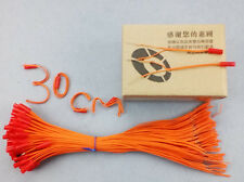 2500pcs/lot 30cm fireworks firing system connect wire-Ematch-copper wire electri
