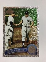 2011 Topps Diamond Anniversary Mickey Mantle #450