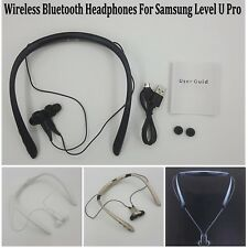 For Samsung Level U Pro EO-BN920 Bluetooth Wireless Headphones w/UHQ Audio & Mic