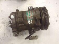 Vauxhall Corsa C Compressor Air Con AC Pump 00 - 06 Petrol Models