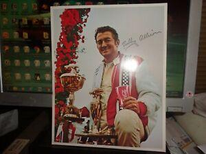 1971 Bobby Allison Victory Circle Vintage NASCAR Postcard