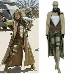 Resident Evil Costumes Extinction Alice Cosplay Costume
