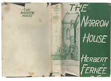 HERBERT FERNEE THE NARROW HOUSE FIRST EDITION HARDBACK UNCLIPPED DUSTJACKET 1948