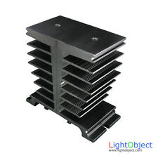 Heatsink Heat Sink For A 60a 90a Ssr Solid State Relay