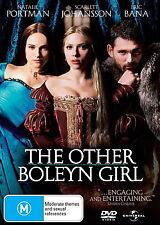 The Other Boleyn Girl - NEW DVD