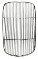 NEW 1932 FORD HI-BOY RADIATOR POLISHED GRILLE INSERT,RODDER STYLE,GRILL,HOT ROD