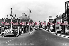 YO 71 - Mandale Road, Thornaby, Yorkshire c1930s - 6x4 Photo