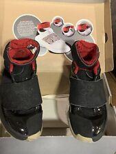 Air Jordan 20 Years (1985-2005) Black Red Shoes 6Y 310456