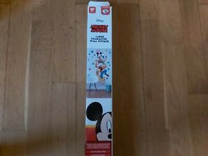 Mickey Mouse Large Character Wall Stickers