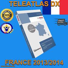 TELEATLAS DX FRANCE FRANÇAIS 2014 SAT NAV DISC MAP NAVIGATION CD MFD1 MERCEDES
