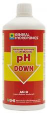 GHE pH-Down 0,5L Grow Korrekturlösung Lösung Senkung pH-Minus