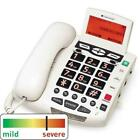 Cicso Independent HC-WCSC600 ClearSounds CSC600 UltraClear White Amplified Phone