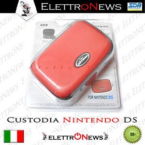 Custodia,Cover,Fodero Per Nintendo DS Colore Rosso