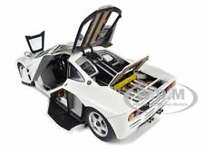 1994 MCLAREN F1 ROADCAR WHITE 1/12 DIECAST CAR MODEL BY MINICHAMPS 530133132