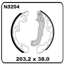 Ford Focus 1.8 & 2.0L 1999-2004 REAR Drum Brake Shoes R2009