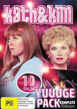 KATH and KIM Complete Collection Box Set Season Series 1-4 : NEW DVD R4 Aus