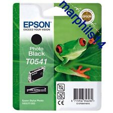 T0541 Genuine EPSON Photo Black Ink Cartridge T0541 for Stylus Photo R800/R1800