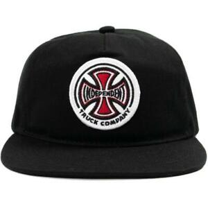 TRUCK COMPANY TWILL STRAPBACK Baseball Cap Hat by Independent Skateboards