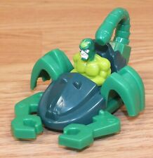 Vintage 1995 Marvel Sting Striker Green Scorpion Collectible Toy Only *Read*