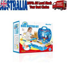27pc Doctor Set Toy Kids Children Pretend Role Play Medical Nurse Doctors Kit