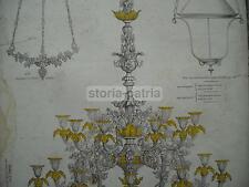 ARTE_ARTI DECORATIVE_LAMPADE E LAMPADARI_MODELLI_LITO PAULLET_GRANDE STAMPA_'800