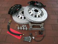 Audi RS3 8P Brembo 4-Kolben 370x32mm Bremsanlage passend f. S4 S6 C4 m HP2 Feder