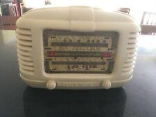 Australian Astor Mickey Bakelite Radio Valve Radio
