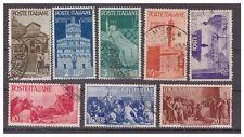 1946 -  AVVENTO DELLA REPUBBLICA  SERIE USATA