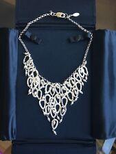 Elena Silver Necklace