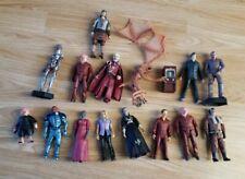 "Doctor Who 5.5"" Scale 16 figure Lot SONTARAN TORCHWOOD KRILLITANE ROSE & MORE"