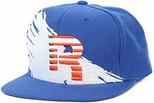 Reebok Men's The Pump Snapback Cap Hat New Royal Blue