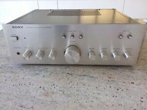 SONY amplificateur Réf:TA-F3A