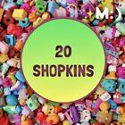 Shopkins BLIND BAG (Lot Of 20) - Season 1 2 3 4 5 6 7 9 No Dupl!! For Sale