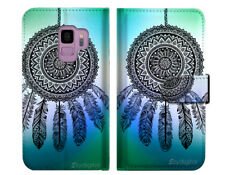 Dream Catcher Wallet Case Cover For Samsung Galaxy S5 - A026