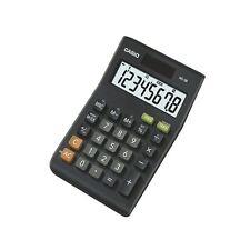 Casio 8-Digit Tax and Currency Calculator Black MS-8B [CS09046]