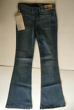 Jack Wills Ladies Alberry Flare Jeans - Size 26R - Brand New with Tags