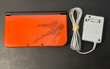 New Nintendo 3DS XL Samus Edition With Charger And Stylus Tested