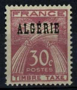 Algeria 1947 SG#D284, 30c Bright Purple Postage Due MH #E91143