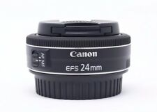Canon EF-S 24mm f/2.8 STM Lens. Excellent Condition