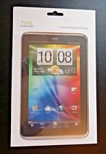 "Genuine Screen Protectors for 7"" Inch HTC Flyer P510E - Pack of 2, New & Sealed."