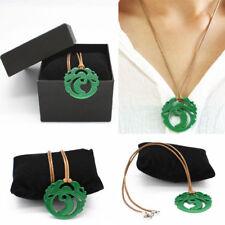 Lara Croft Tomb Raider Green Pendant Unisex Charm Necklace Gift