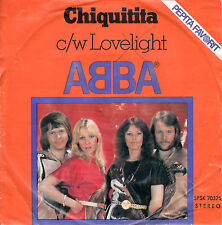"ABBA - Chiquitita *Pepita Favorit ★ 7"" Vinyl Single *Ungarn / Hungary *RAR"