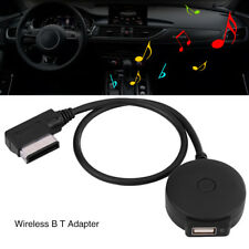 Car AMI MDI Bluetooth Music AUX Interface Adapter Cable USB MF For VW Audi A4L