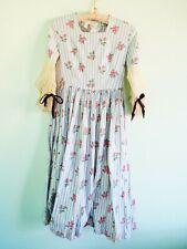 New listing Antique 1800s Dress~Gown Girls Ladies Prairie-Pioneer Roses