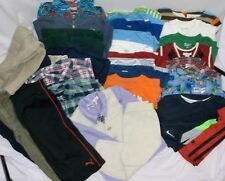 Large Lot 33 pcs. Boy Clothes 24 MONTH ~ Polo, George, Oshkosh, Spider man +