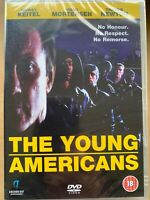 The Young Americans ~ 1993 British London Cop / Crime Thriller UK DVD BNIB