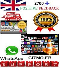 12 mes Smart IPTV Deal-UK, inglés, Mag, Android, iOS, Smarttv, M3U-PVP £ 65