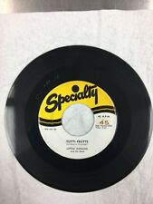 Tutti-Frutti/I'm Just A Lonely Guy by Little Richard 45 RPM