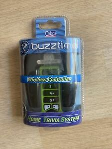 Buzztime Green Wireless Controller for Home Trivia System NIP by Cadaco New